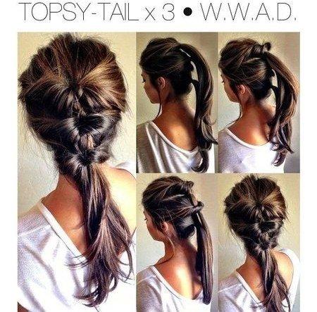 Topsy Tail X 3