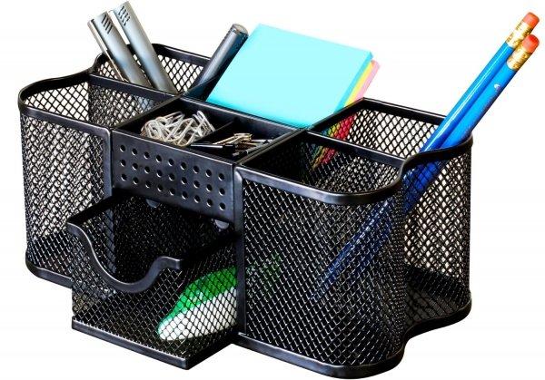 Desk Supplies Organizer Caddy - 46 Desk Organizers to Keep Your…