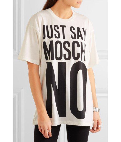 Moschino, t shirt, clothing, white, sleeve,