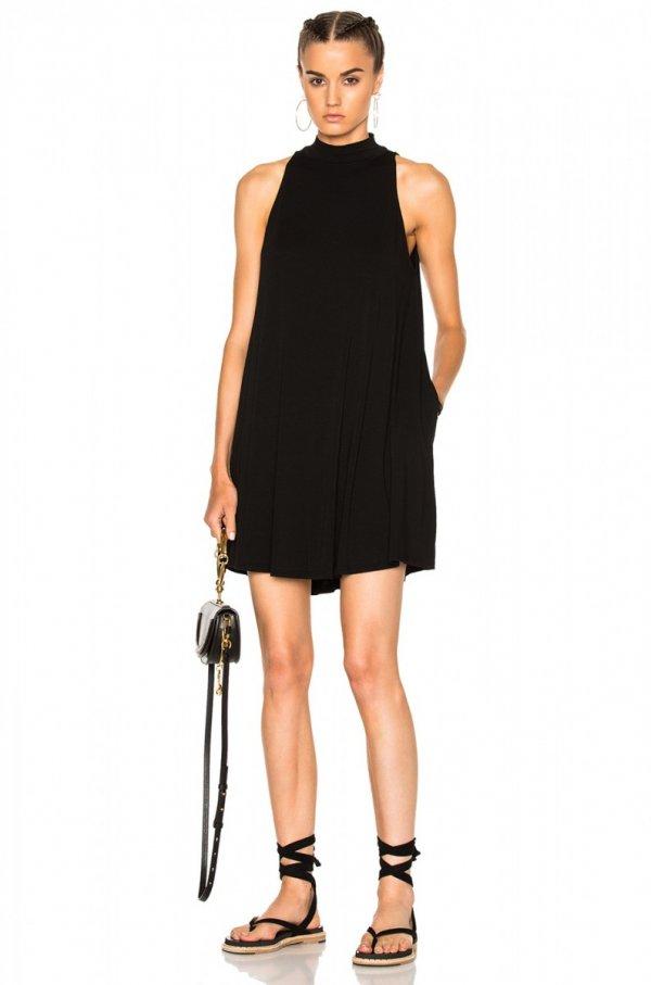 dress, clothing, day dress, little black dress, sleeve,