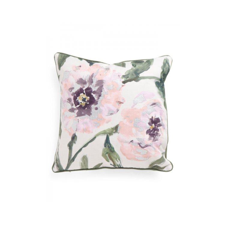 furniture, pillow, product, throw pillow, petal,