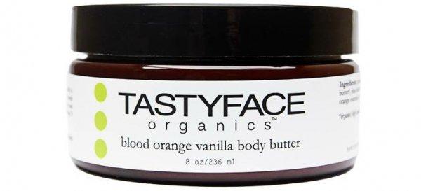 TASTYFACE Organics Blood Orange Vanilla Body Butter