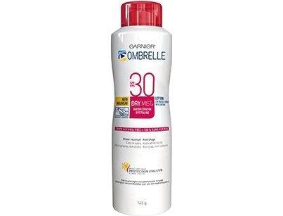 Garnier Ombrelle Sport Clear Spray