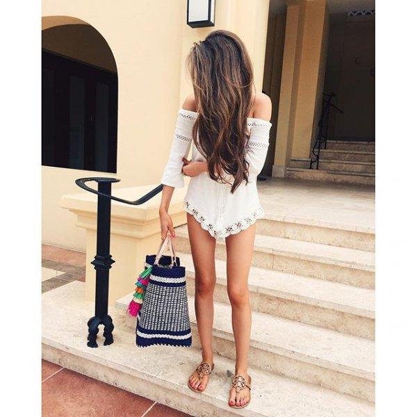 clothing, footwear, leg, dress, hairstyle,