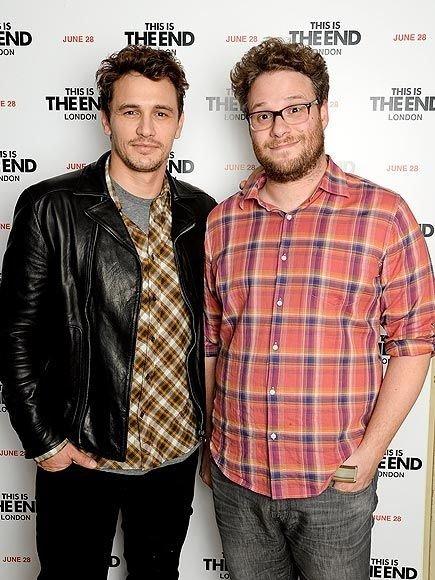 Seth Rogen & James Franco