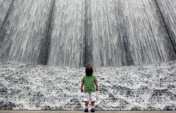 Gerald D. Hines Waterfall Park