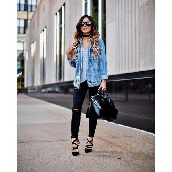 clothing, footwear, sleeve, denim, outerwear,