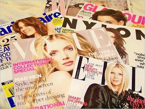 Browse Fashion Magazines