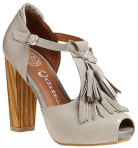 Jeffrey Campbell Tassel Platform Heels
