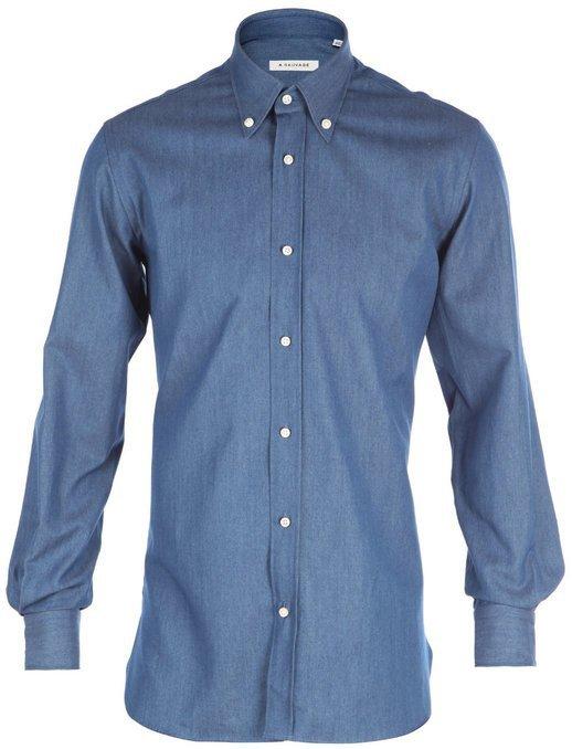A Button down Shirt