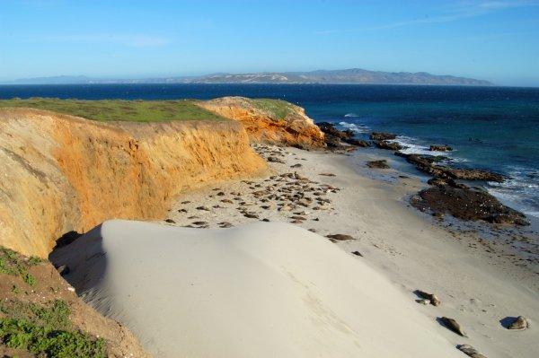 San Miguel Island, Channel Islands National Park, California