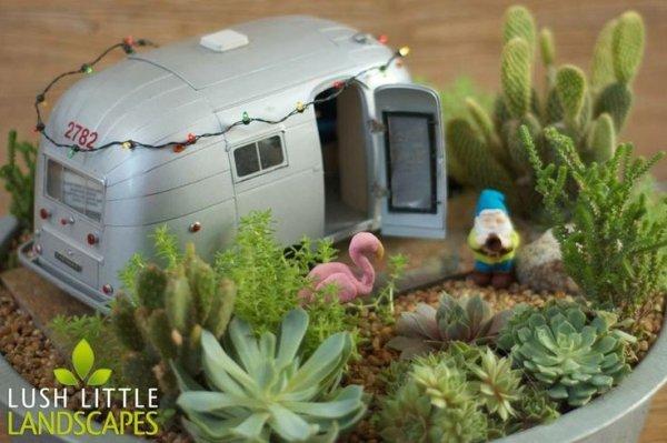 Miniature Camper