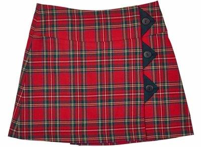 Florence Eisman Girls Wrap Skirt
