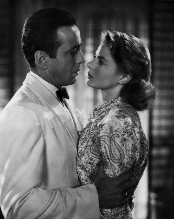"Rick and Ilsa, ""Casablanca"""