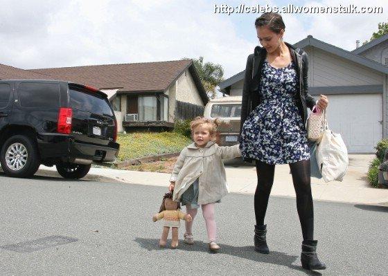 Jessica Alba and Honor Marie