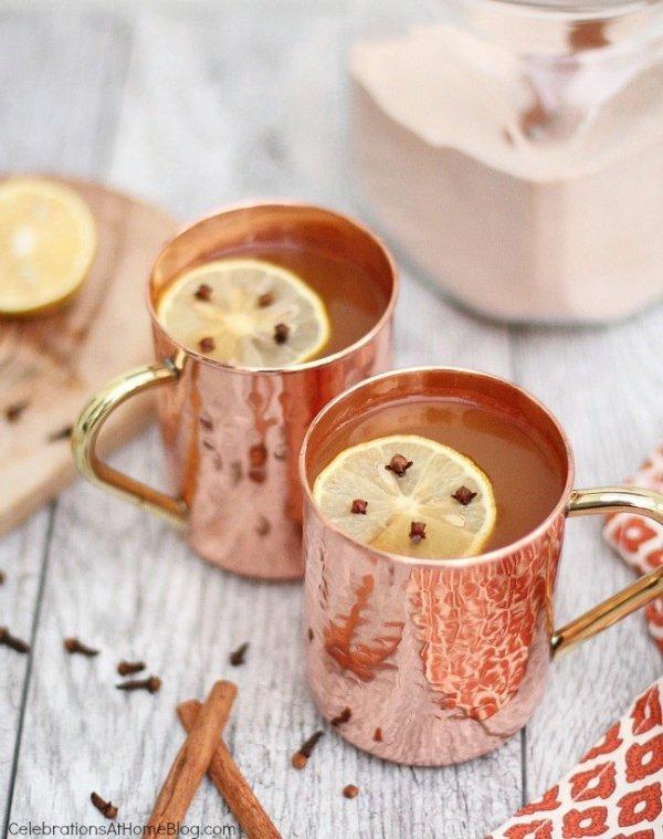 Hot Russian Tea