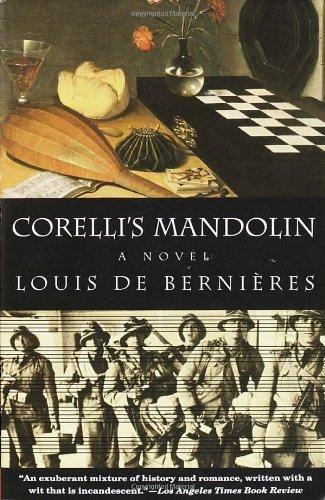 Captain Corelli's Mandolin – Louis De Bernières