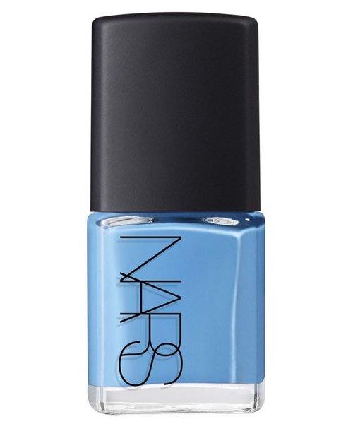 NARS,nail polish,nail care,blue,electric blue,