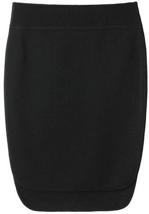 Alexander Wang Neoprene Pencil Skirt