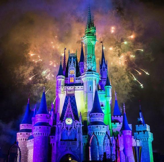 Disney World, Cinderella Castle,Walt Disney World,Cinderella Castle,amusement park,walt disney world,