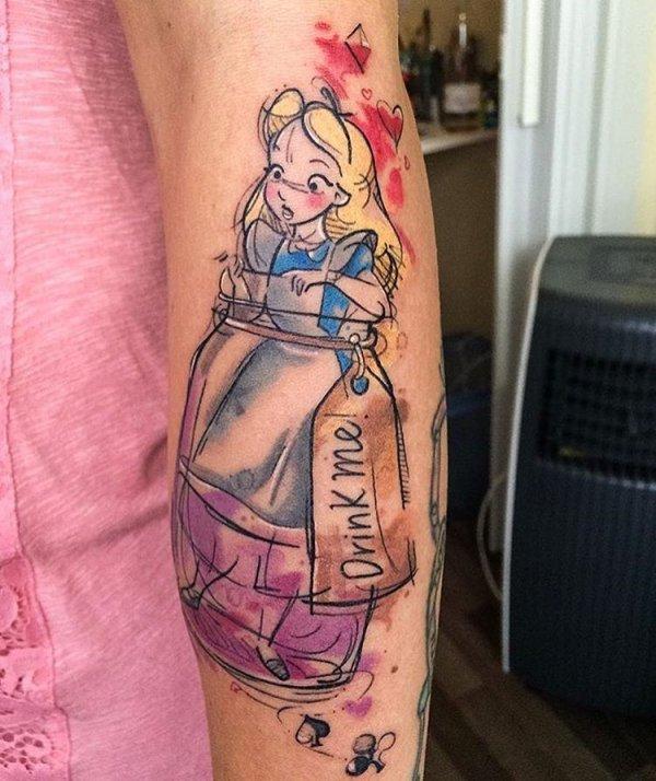 tattoo, woman, art, tattoo artist, arm,