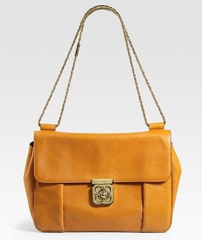 Chloé Elsie New Large Evening Shoulder Bag