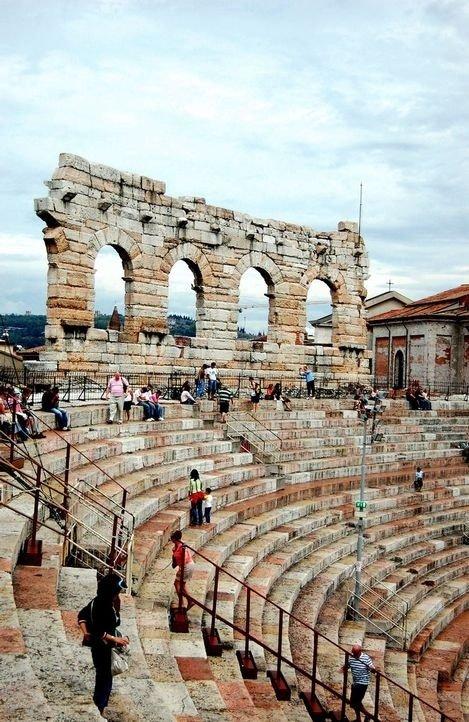 Roman Theater, Verona