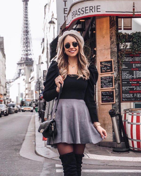 Clothing, Street fashion, Photograph, Black, Fashion,