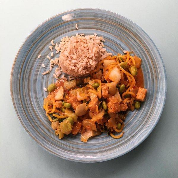 dish, food, vegetarian food, cuisine, thai food,