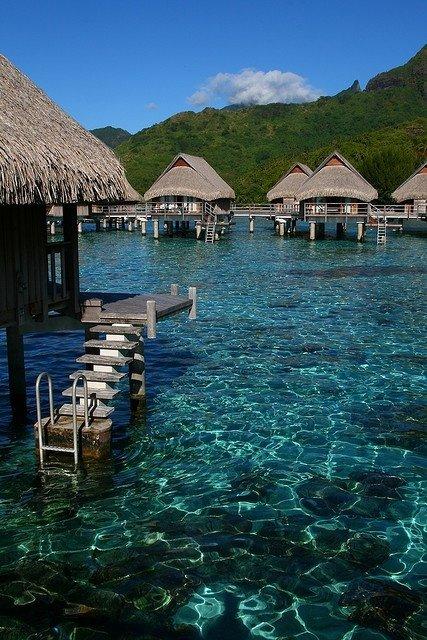 Sofitel Moorea, Polynesia
