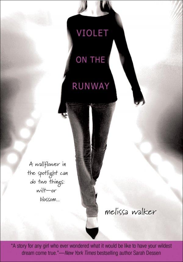 Violet on the Runway - Melissa Walker