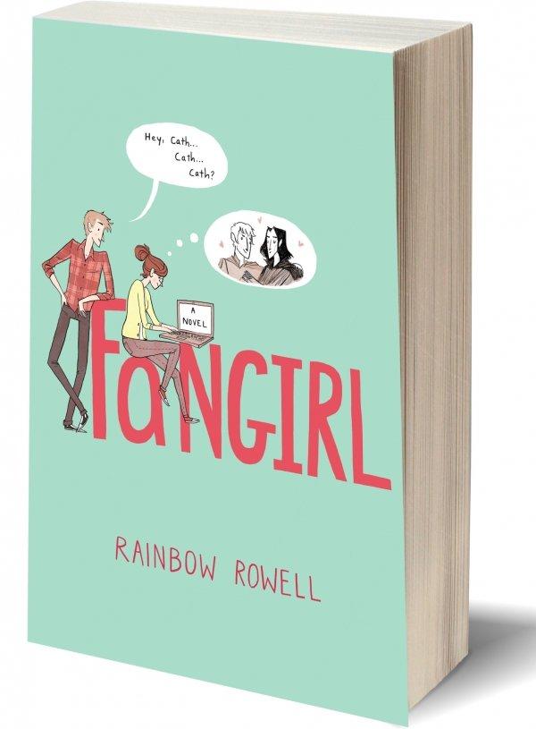 Fan Girl by Rainbow Rowell