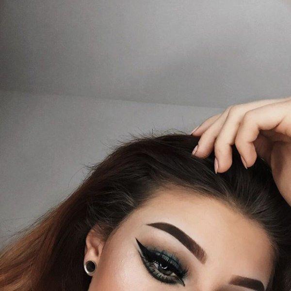 hair, eyebrow, hairstyle, black hair, close up,