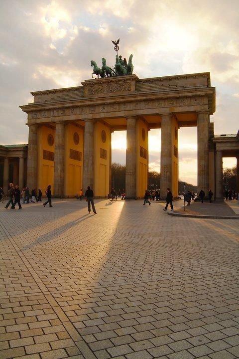 Be in Awe of the Brandenburg Gate