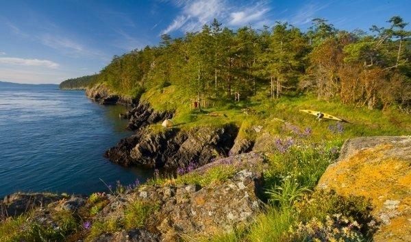 Yellow Island, San Juan Islands, Washington