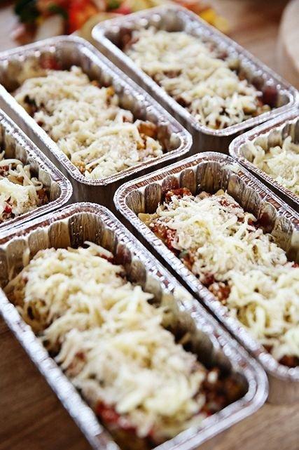 Delicious Lasagna Rollups