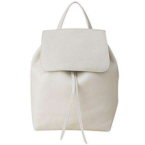 Mansur Gavriel White Backpack