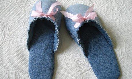 blue, footwear, shoe, slipper, wool,