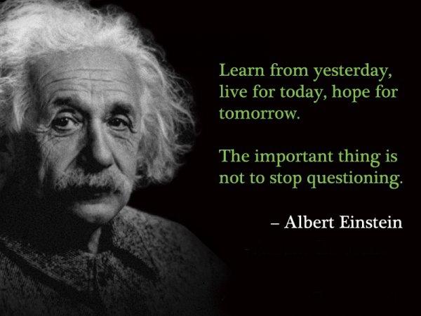 Albert Einstein – Genius