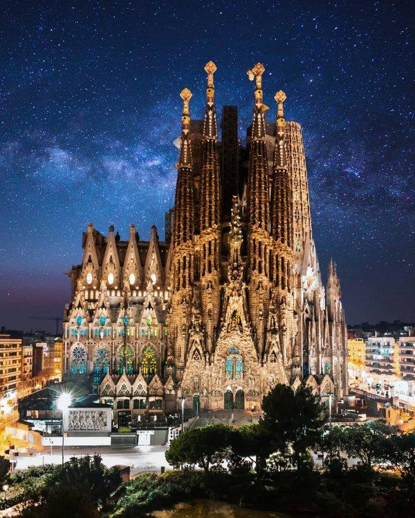 landmark, metropolis, night, tourist attraction, building,