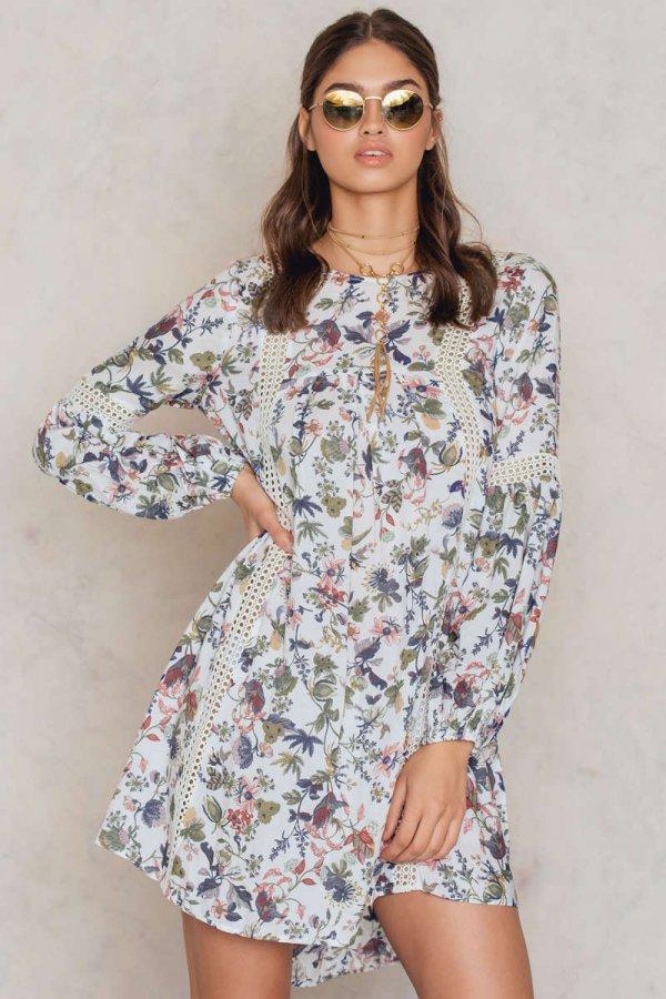 clothing, sleeve, dress, spring, blouse,