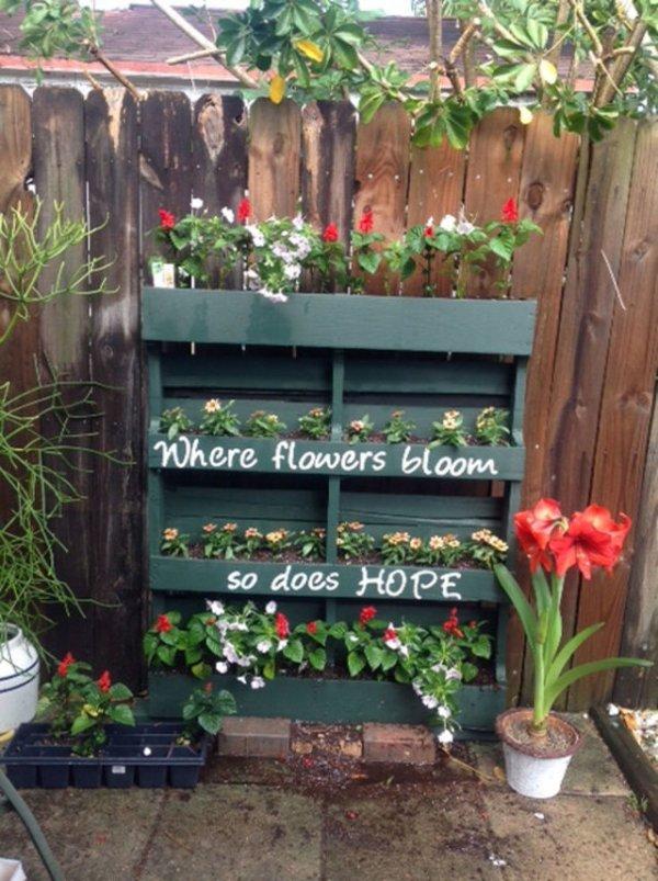 An Effortless Herb Garden