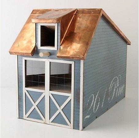 Carriage Birdhouse