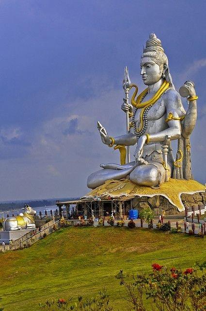 Lord Shiva, Murudeshwara