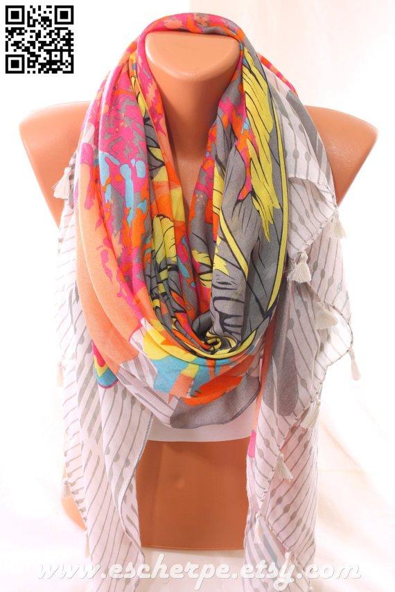 clothing,orange,fashion accessory,scarf,sleeve,