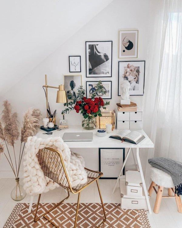 Furniture, White, Room, Interior design, Table,