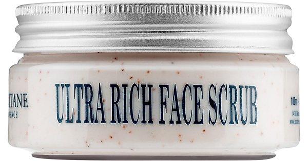 L'Occitane Ultra Rich Face Scrub with Shea Butter