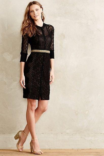 Anthropologie Mona Dress
