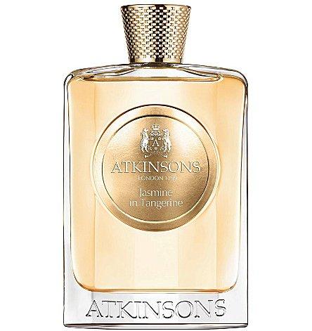 Atkinson's Jasmine in Tangerine