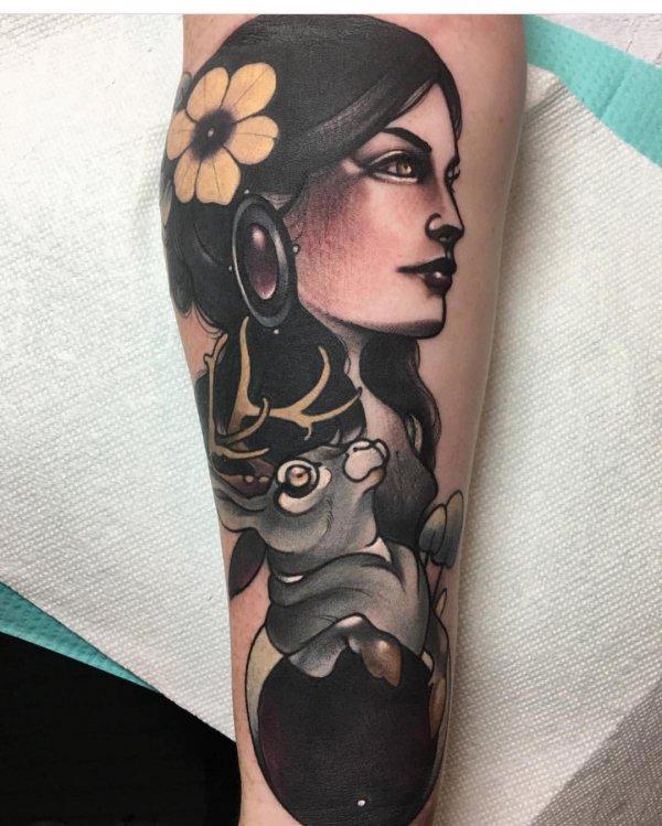 shoulder, tattoo, arm, joint, tattoo artist,